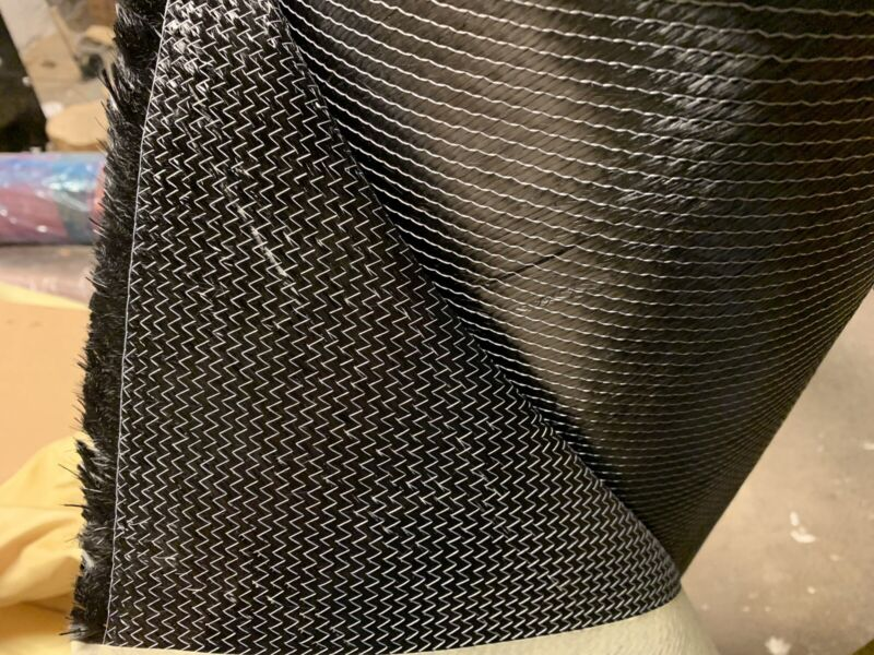 Saertex Carbon Fiber Fabric By The Meter