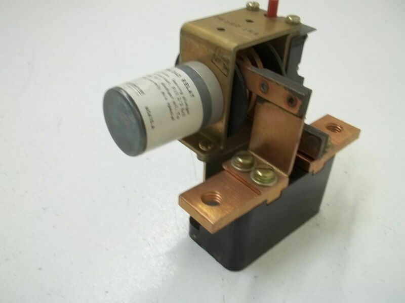 SQUARE D 9055-R11 TIME DELAY MAGNETIC RELAY *USED*