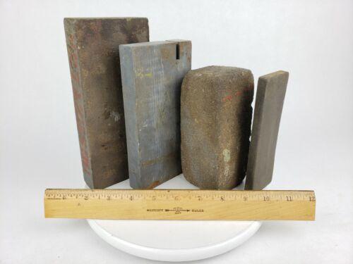 4x Lot Sharpening Stone - Straight Razor Hone Sunnen Honing M27-A25 420 Grit