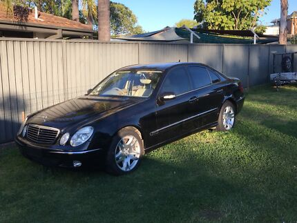 Mercedes Benz e280 2009  w211 stat write off Condell Park Bankstown Area Preview
