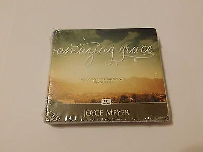 Joyce Meyer Amazing Grace CD set Brand New Sealed