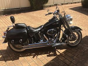 2014 Harley Davidson Softail Deluxe FLSTN '14 1690cc, 103 cu. Cambridge Park Penrith Area Preview