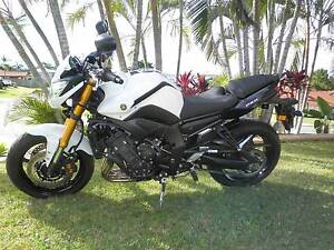 YAMAHA FZ8-ND 800 CC 2013 Albany Creek Brisbane North East Preview