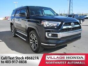 2016 Toyota 4Runner Limited 4x4 | Navi | Leather |