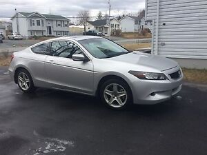 2008 Honda Accord coupe
