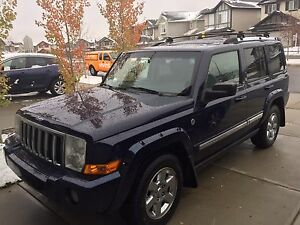 2006 Jeep Commander Limited Hemi