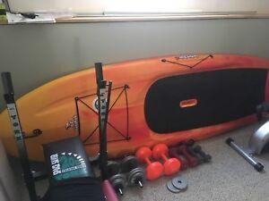 Inukshuk 10.8 ft paddle board