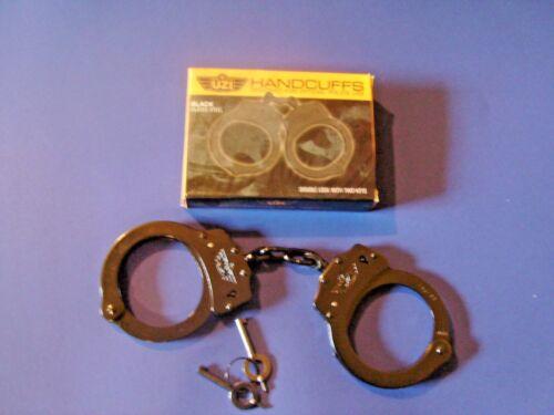 UZI Professional Series Police Handcuffs black finish Free Shipping in USA