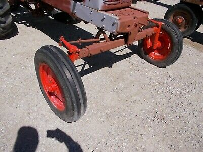 Allis Chalmers Wd 45 Wd45 Ac Tractor 3-bolt Wide Frontend Widefront W Hubs Only
