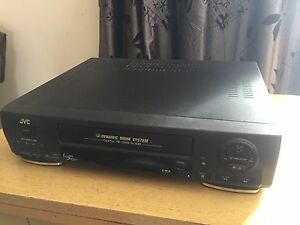 VCR/ VHS player