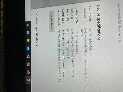 "ASUS ROG Zephyrus G14 14"" (1TB, AMD Ryzen 9 4th Gen., 3.0 GHz, 16GB) Laptop -..."