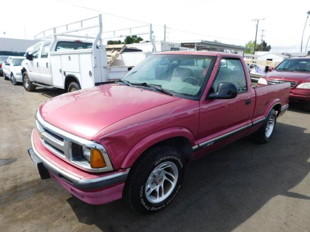Imagen 1 de Chevrolet S-10  red