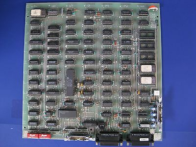 Thermco D53624 D53626 119060 9002 Crt Interface Board Pcb Used