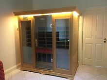 FAR INFRARED SAUNA Tallai Gold Coast City Preview