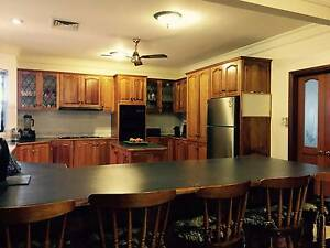 SOLID BLACKWOOD TIMBER KITCHEN MUST GO THIS WEEK!!! Fairfield Fairfield Area Preview