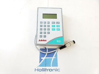 Julabo Rd Keypad Controller For Presto Model Lh45 Highly Dynamic Water Chiller