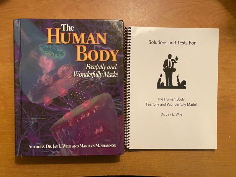 Apologia The Human Body Set