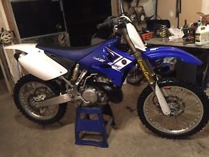 2013 yz250 2 stroke LIKE NEW with ownership