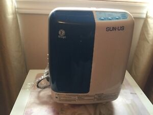 NEW - Ionized Kangen & Acidic Water Generator -Sunus