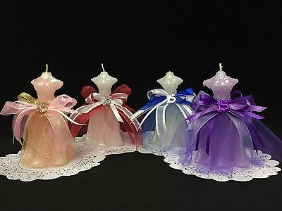 Quinceanera Candle/ Decorated/ Candle Ceremony/Sweet 16/ Quince, Wedding](Quinceañera Decorations)