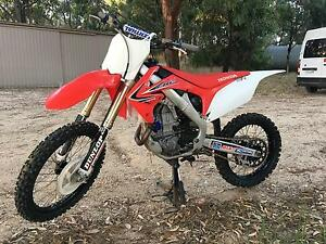 2011 crf 450 r Hahndorf Mount Barker Area Preview