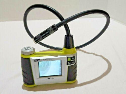 RYOBI RP4206 Tek4 4-Volt Digital Inspection Scope Used.
