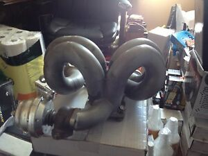 Full Race Manifold 3sgte MR2