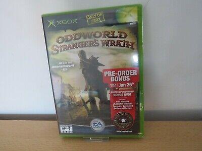 Oddworld Movies Bonus DVD (Bonus for X-BOX Stranger's Wrath; Not A Game!)