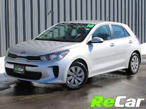 2018 Kia Rio5 LX+ HEATED SEATS | BACK UP CAM | ONLY $58/WK TA...