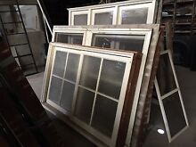 Timber windows in every size and format available Croydon Burwood Area Preview