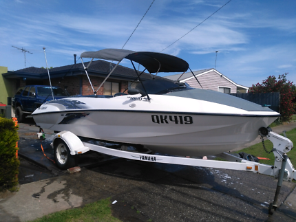 Speed boat yamaha xr1800 twin engine 310hP or up for swaps