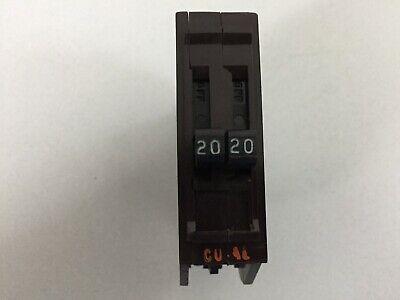 Wadsworth B2020 20 Amp 120240 Volt Tandem Breaker