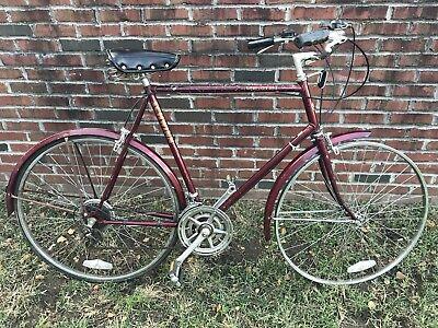 Vintage Bicycles - Schwinn World Tourist