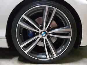 19inch BMW M Sport mag wheels with brand new tyres Rosebery Inner Sydney Preview