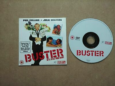Promo DVD -  Buster - 1988 Biopic Comedy / Drama - Phil Collins, Julie Walters