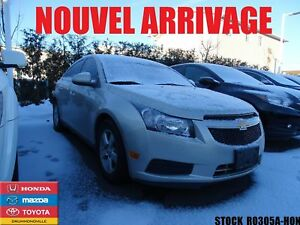 2014 Chevrolet Cruze 1LT+A/C+CRUISE CTRL+BLOOTHOOT