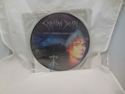 Christian Death Past, Present and Forever Picture Disc NIP