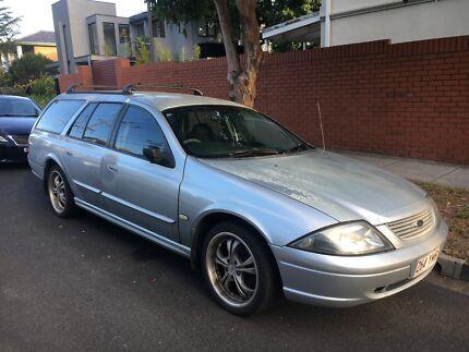 2002 Ford Falcon Wagon $1,800 Melbourne Region Preview
