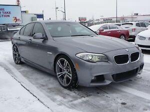 2012 BMW 5 Series 535i xDrive|M5 REPLICA|GPS|BACK-UP.CAMERA|SUNR