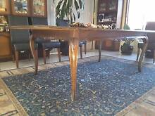 Antique Extendable Dining Table Fairfield West Fairfield Area Preview