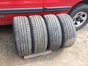For sale: 4 summer tires