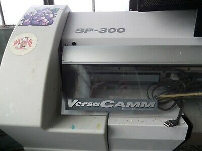 Roland Versacamm Sp-300v 30 Printer Cutter Eco Solvent- Parts Only