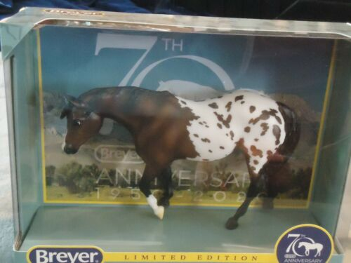BREYER Traditional Horse #1825 Indian Pony 70th Anniversary NEW!