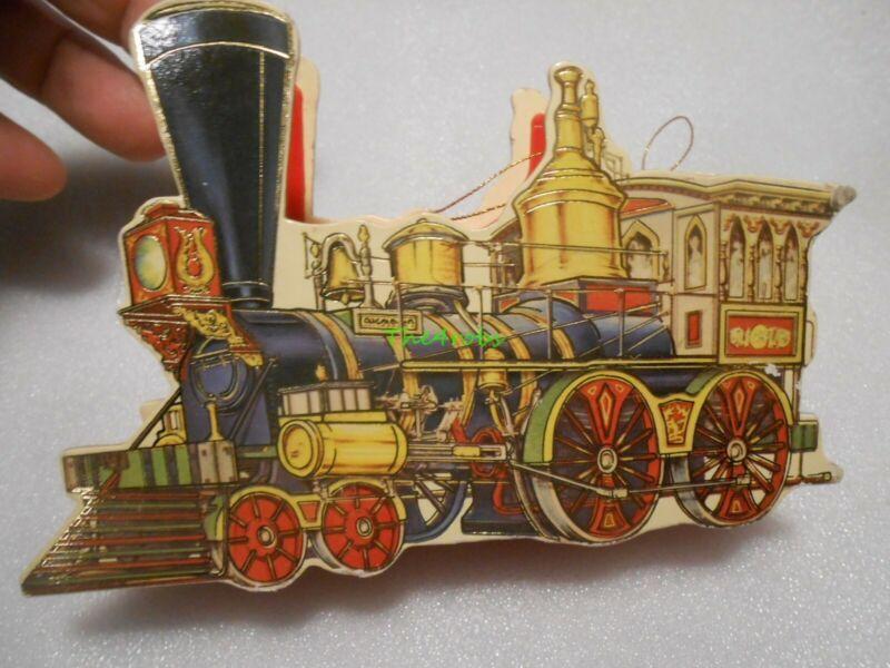 Vintage 1983 Shackman 5 Piece Train Set in Box