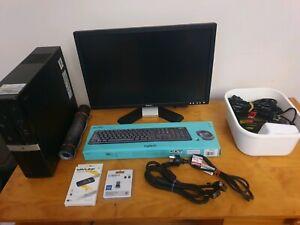 HP PRO 3000 SFF DESKTOP COMPUTER