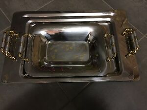 Silver trays West Hoxton Liverpool Area Preview