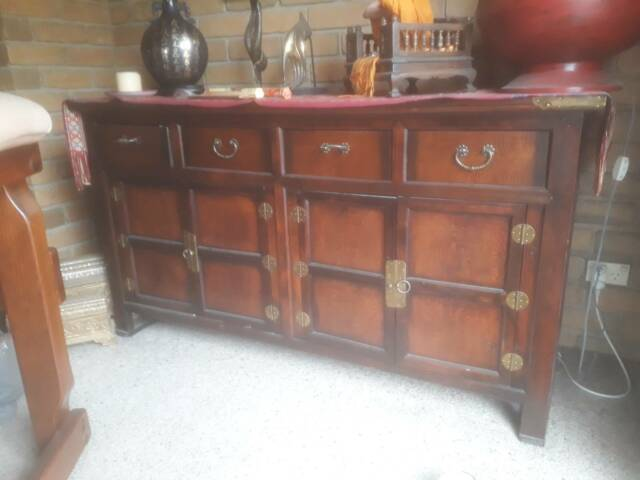 La Credenza In Hume : Korean furniture sideboard buffets & side tables gumtree