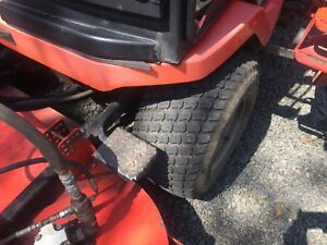 Jacobsen 4wd lawn tractor