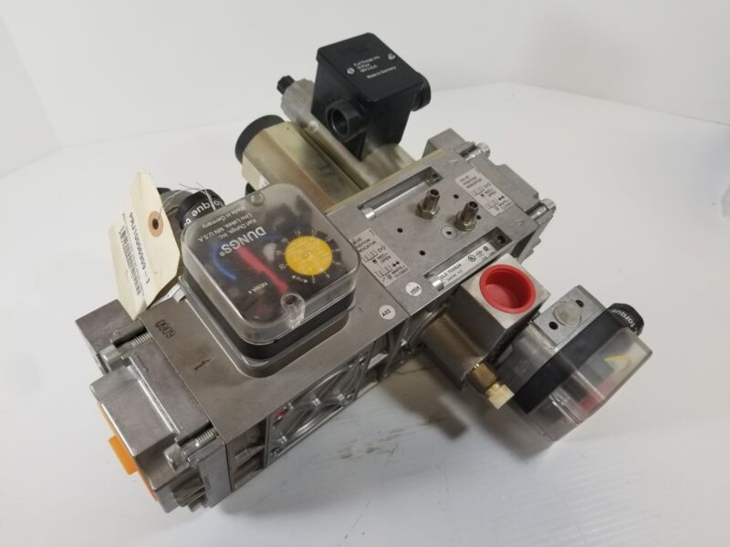 Dungs DMV-DLE 703/624 Dual Safety Gas Valve