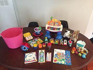 Baby & Toddler Toys, Bath, Beach and Feeding Glen Iris Boroondara Area Preview